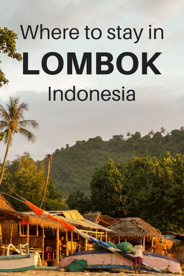 Where to stay in Lombok, Indonesia (With images) Lombok