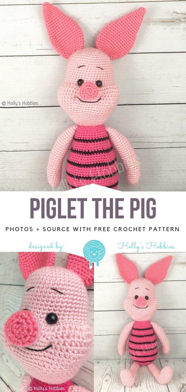 Character Amigurumi Free Crochet Patterns