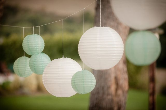 Creëer sfeer op je trouwdag met deze gave lampionnen! | Wedding ...