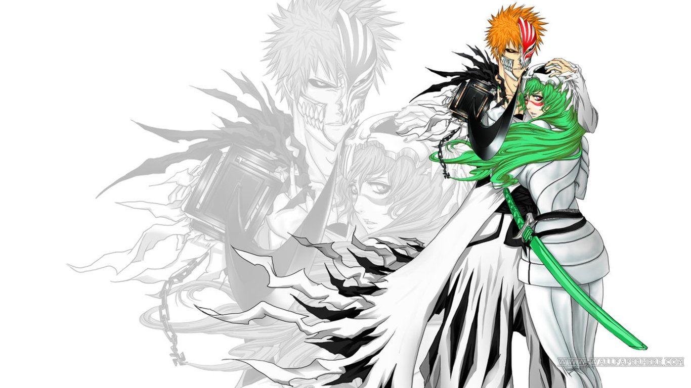 Ichigo Y Nel Bleach Fantasy Pinterest Bleach Anime And