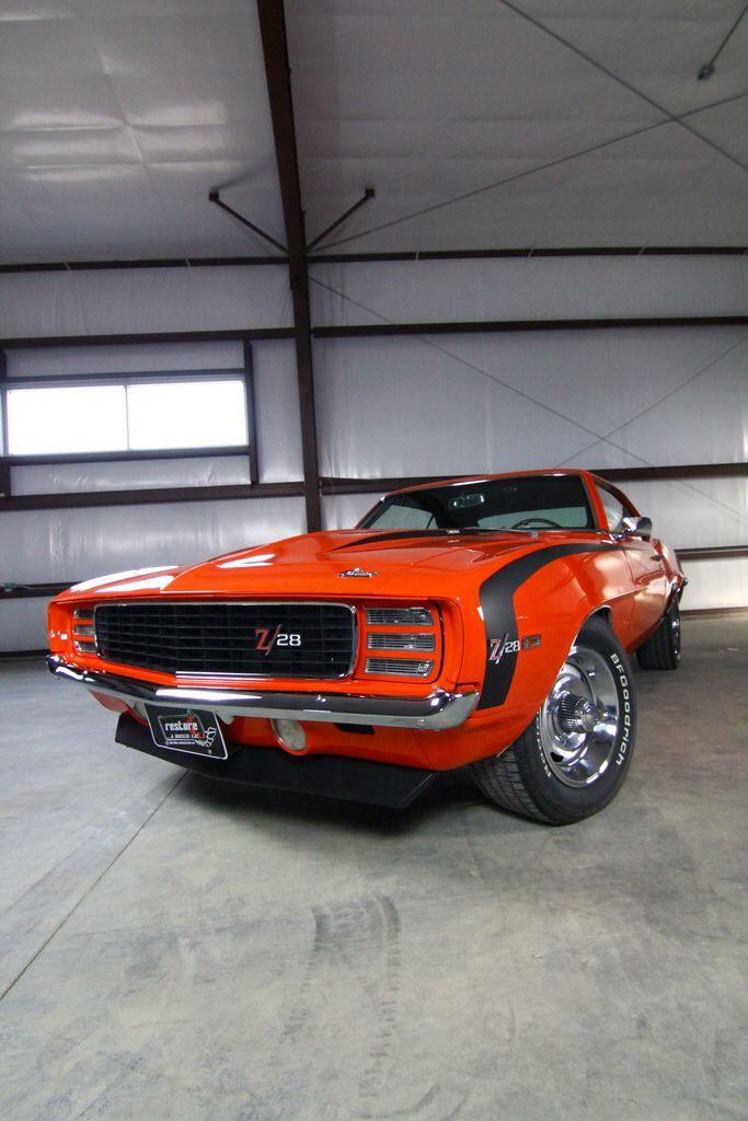 1969 Camaro Z28 For Sale | Chevrolet Camaro | Pinterest | Cars ...