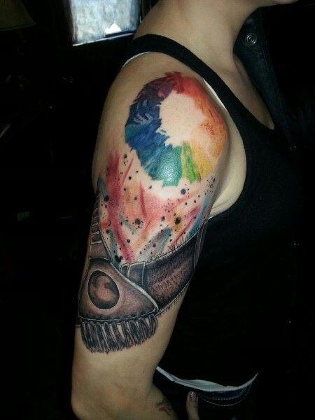 Hair Stylist Stylist Tattoos Hairstylist Tattoos Cosmetology Tattoos
