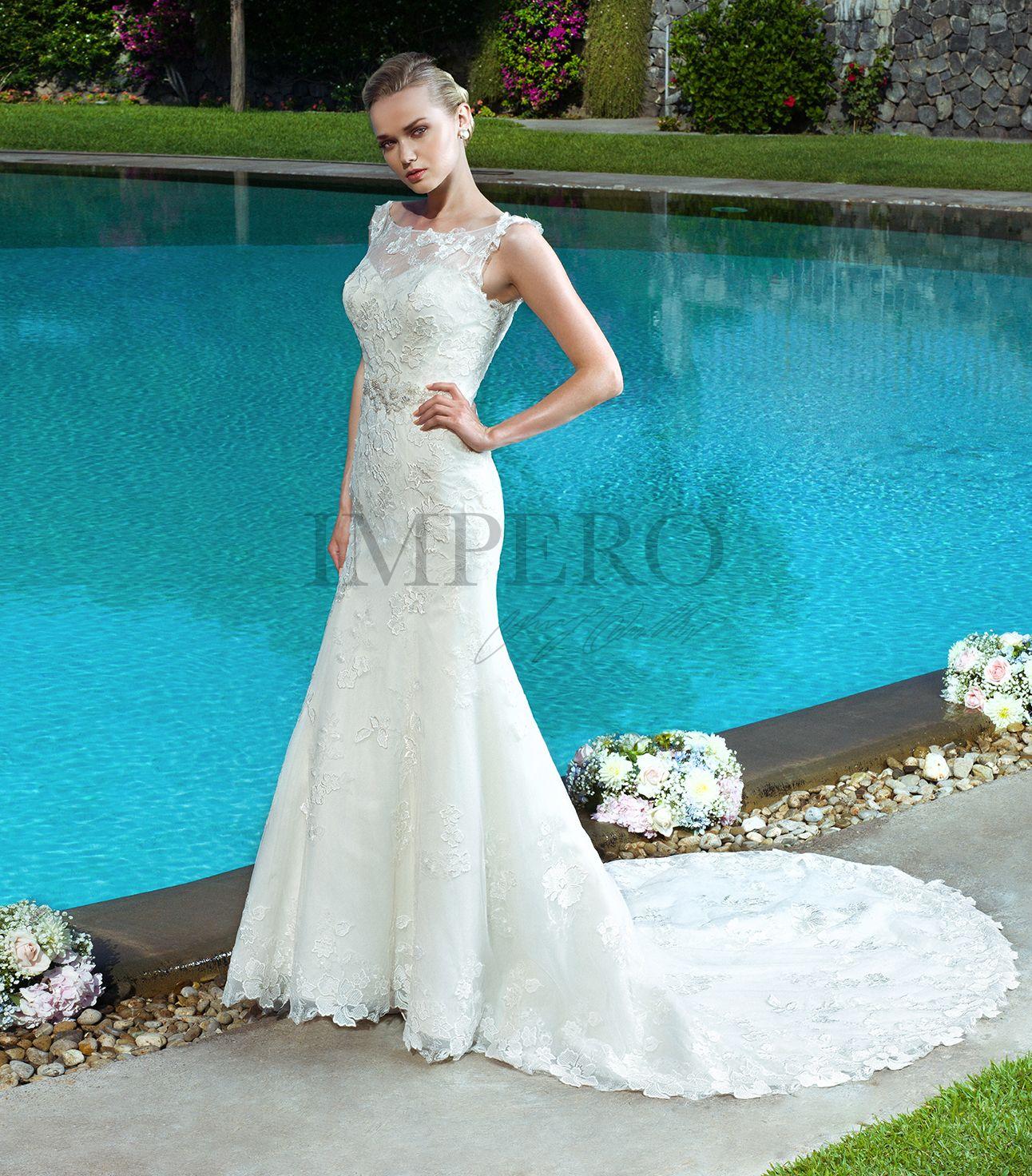 DELIA #sposa #abiti #dress #bride #bridal #wedding #2017 #impero ...