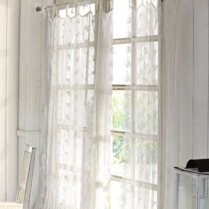 Gardine für´s Schlafzimmer Gardinen Pinterest - gardinen fürs schlafzimmer