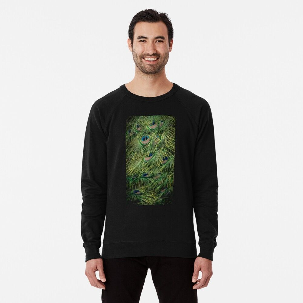 Feathers Lightweight Sweatshirt By Sofiaalves Redbubble Photography Nature Peacock Findyou Sweatshirts Comfy Long Sleeve Shirts Lightweight Sweatshirts [ 1000 x 1000 Pixel ]