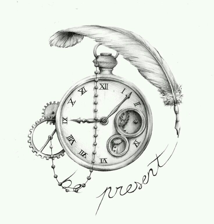 Tattoo idea  Tattoo Ideas  Pinterest  El tiempo