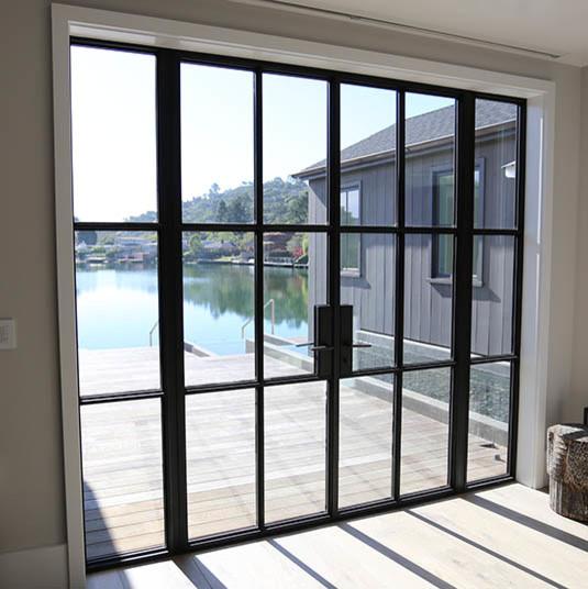 Outdoor Steel Door