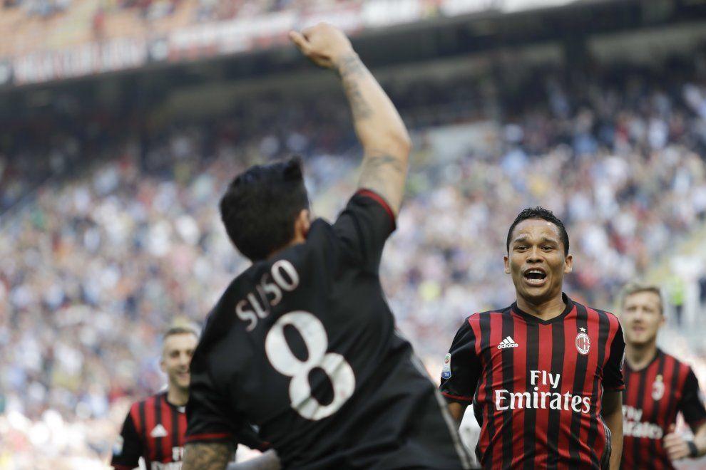 Milan-Palermo, il film della partita
