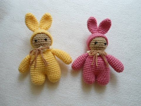 Tutorial Sleepydoll Amigurumi Crochet Youtube Diverse