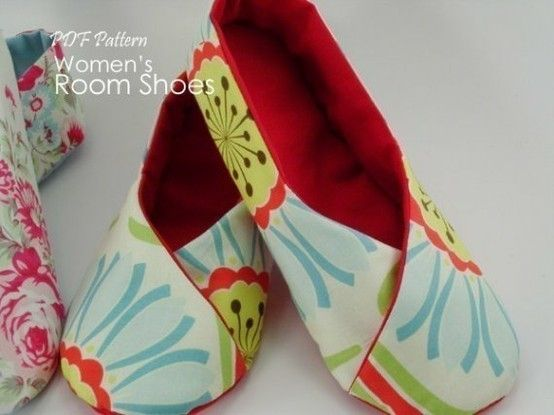 DIY House Shoes por aubssanders