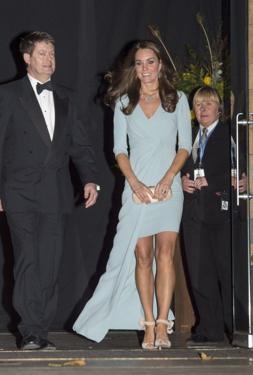 All eyes were on the Duchess of Cambridge, née Kate Middleton, as ...