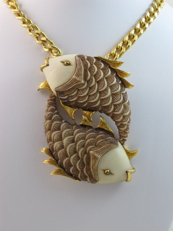 Razza Pisces Necklace 110 Gifts Jewels Something