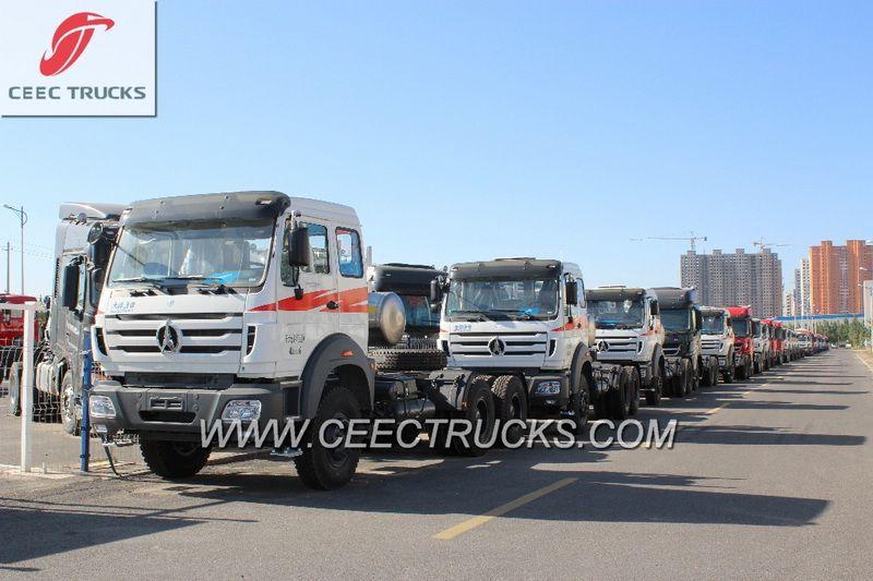 Beiben 2634 Tractor Truck Trucks Tractors For Sale Tractors