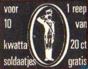 Kwatta spaarpunten.