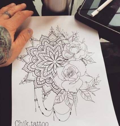 Photo of 49 Ideen Tattoo für Frauen zitiert Oberschenkel zurück