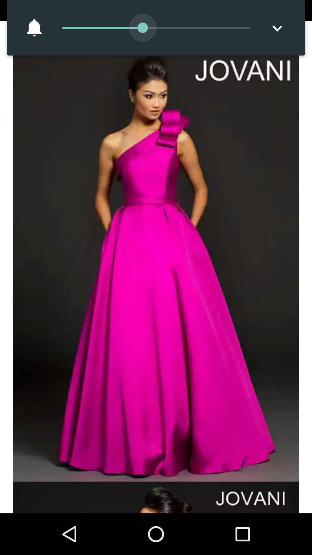 Structured dress jovani | bridesmaids | Pinterest