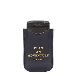 kate spade blackberry cover with a good piece of advise