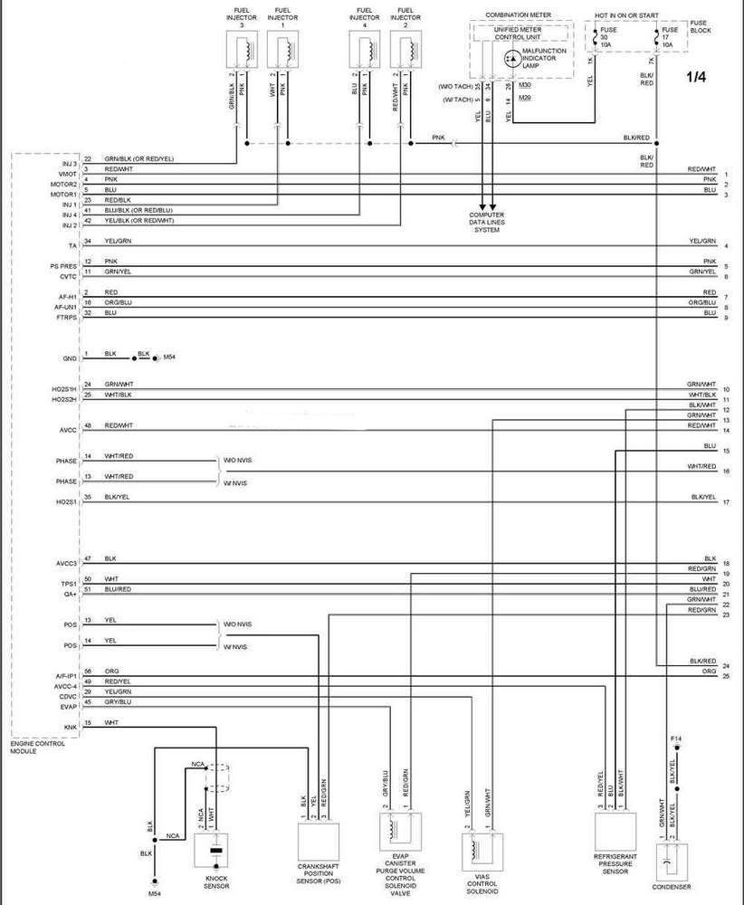 Thermo King V500 Wiring Diagram In 2020 Schaltplan Nissan Altima Toyota Camry