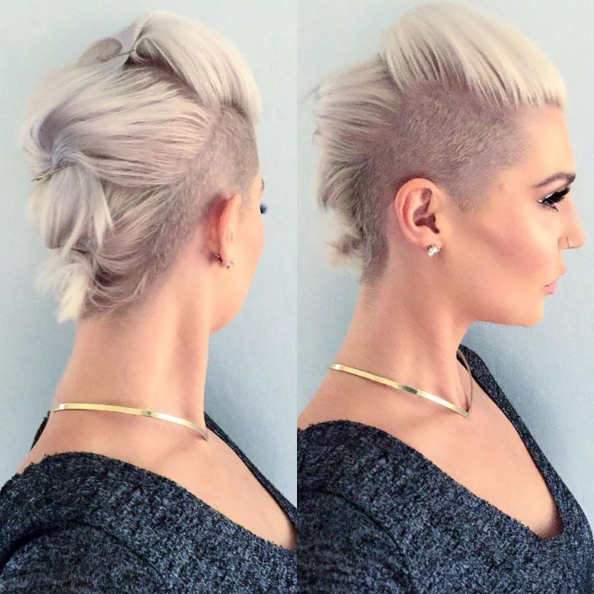 Kurzhaarfrisuren 2016 elegant stylen kurzhaarfrisuren for Kurzhaarfrisuren pinterest