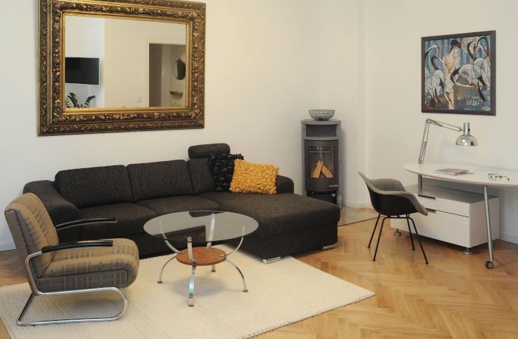 Wohnzimmer Modern Einrichten Mit Stilmöbel
