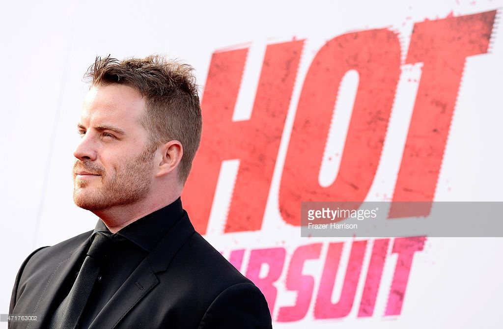 Actor Rob Kazinsky arrives at the Premiere of New Line Cinema And Metro-Goldwyn-Mayer's 'Hot Pursuit' at TCL Chinese Theatre on April 30, 2015 in Hollywood, California.