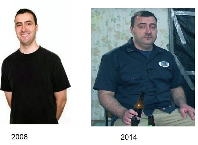 Rian Johnson Red Letter Media.Mike Stoklasa Before And After Mens Tops Polo Ralph