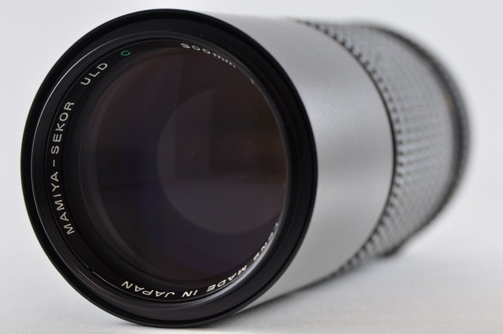 [Exc⁺⁺] MAMIYA-SEKOR ULD C 300mm F5.6 N MF Lens For MAMIYA 645 #MAMIYA