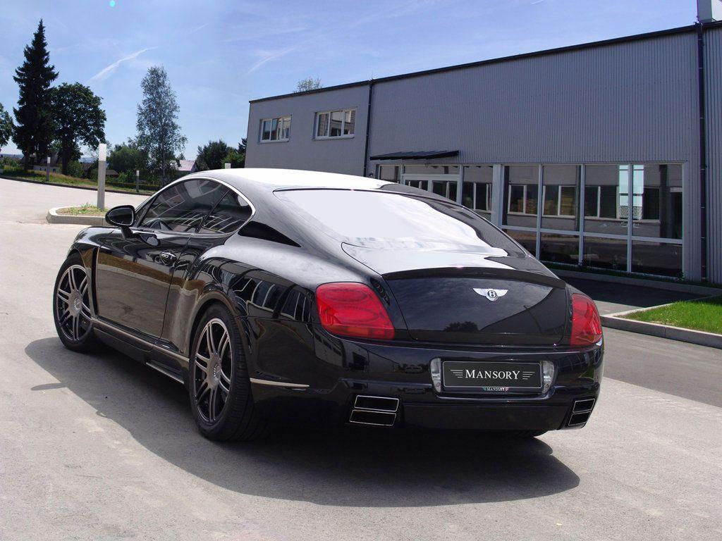 mansory | Gallery BENTLEY Mansory Bentley Continental GT Mansory Bentley ...