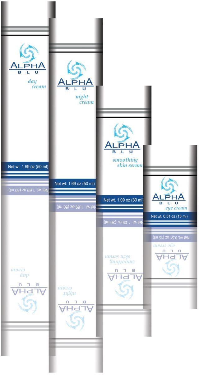 Alpha Blu Positioned as Affordable Stem Cell Skin-care Line