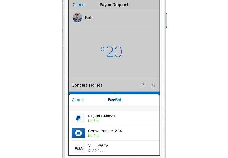... feature #Facebook #Messenger #PayPal #P2P #feature #Sendmoney  #moneytransfer #App #ios #android #google #fb #FBmoney #apple #new #news  #technews #update ...