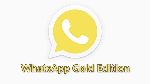 Whatsapp Gold Achtung Vor Dem Update Das Steckt Dahinter Whatsapp Logo Whatsapp Update Gold