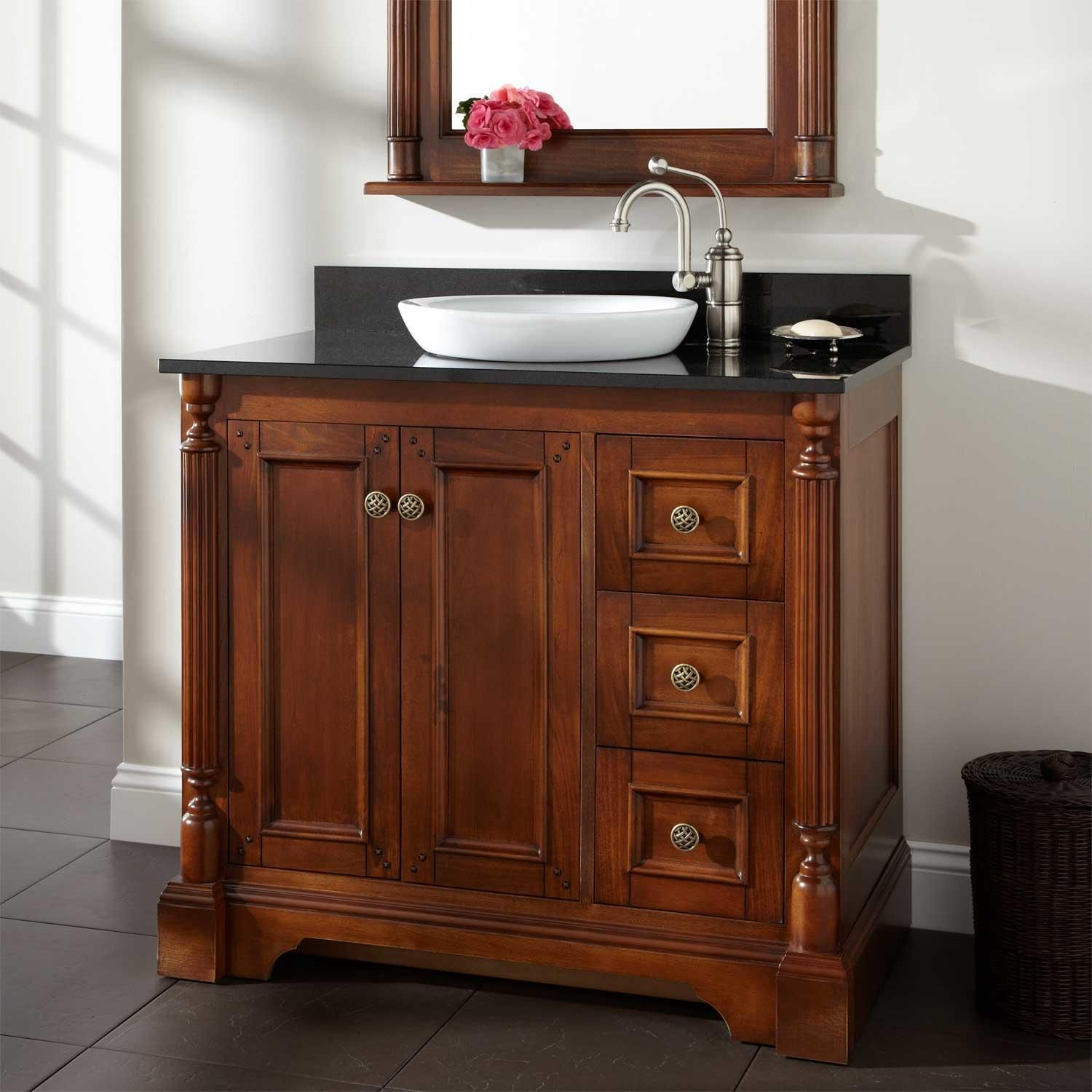 in unit bath double oak white lowes ideas catchy w bathroom ashburn less top sinks sink clearance floating full design of with x for vanities size china foremost vanity p vitreous cabinets lights mahogany worthington inch