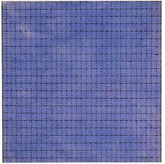 "STARLIGHT Agnes Martin 1963 Agnes Martin quote ""It wasn't till I found the grid…"