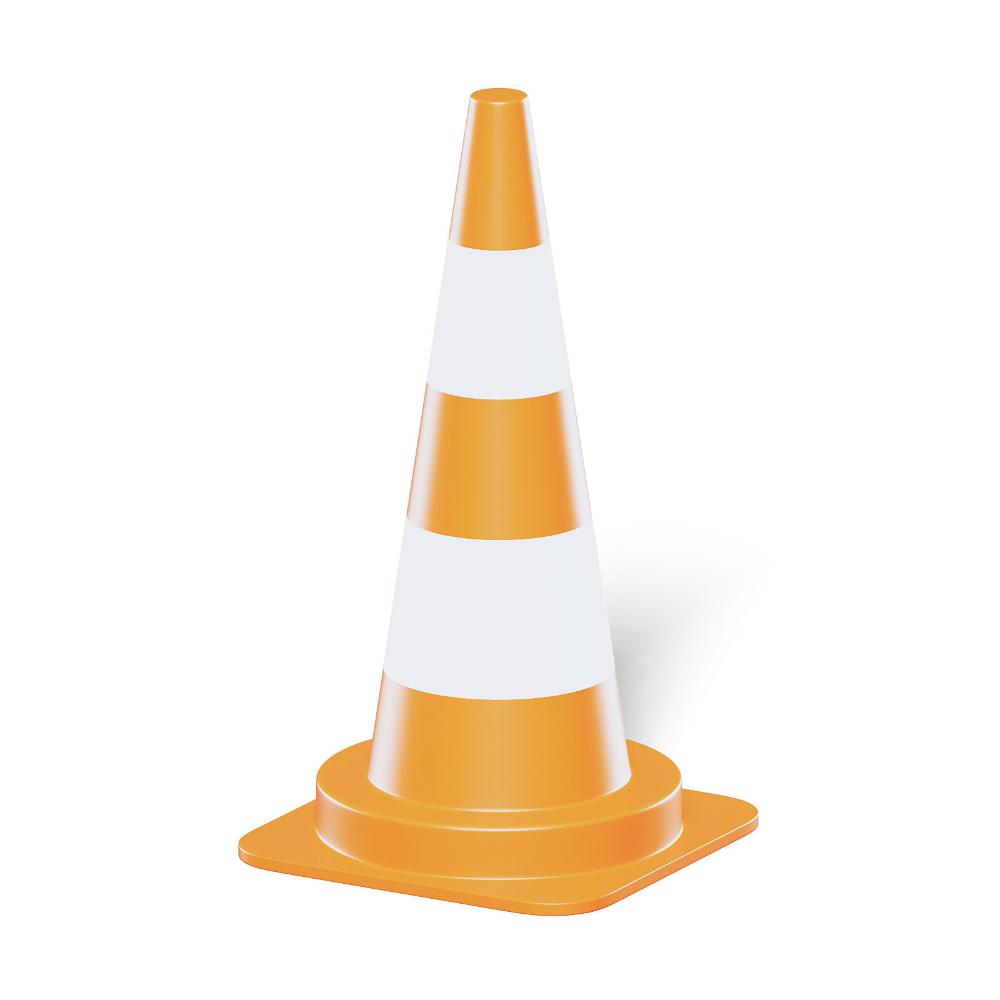 Traffic Cone 3d Model Free Cgaxis Com 3d Model Cone Traffic