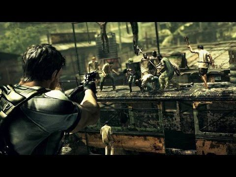 Resident evil 5 android | Download Game Resident Evil 5 Apk+Data