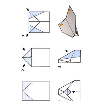 Best Paper Airplane Design For Hang Time