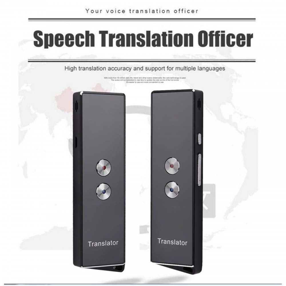 Translaty Portable, Smart and Instant Real Time Multi