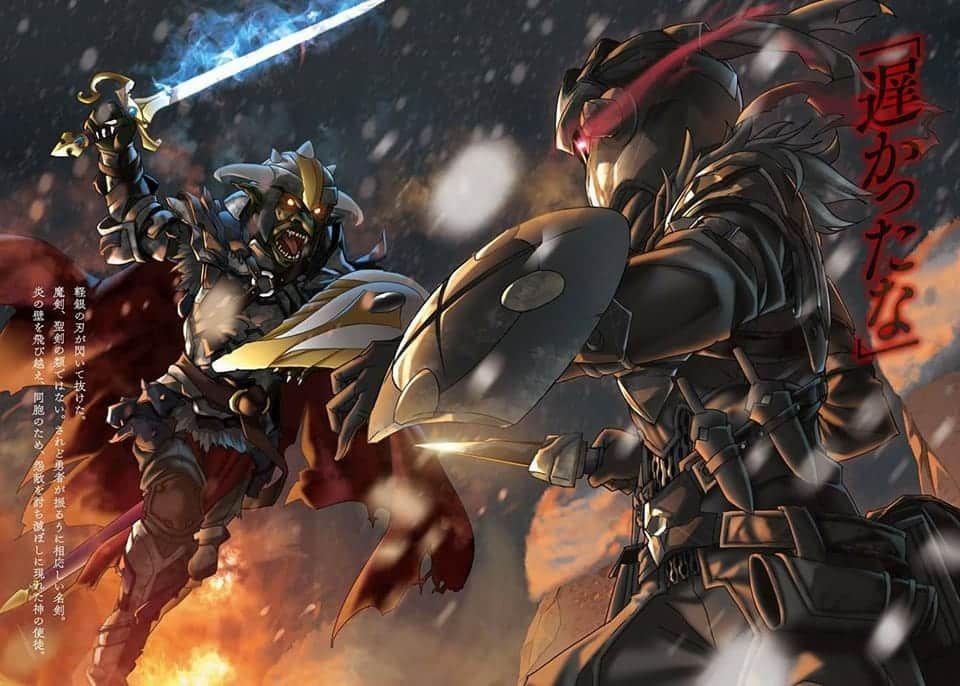 Goblin Slayer (con imágenes)   Wallpapers de animes, Arte ...