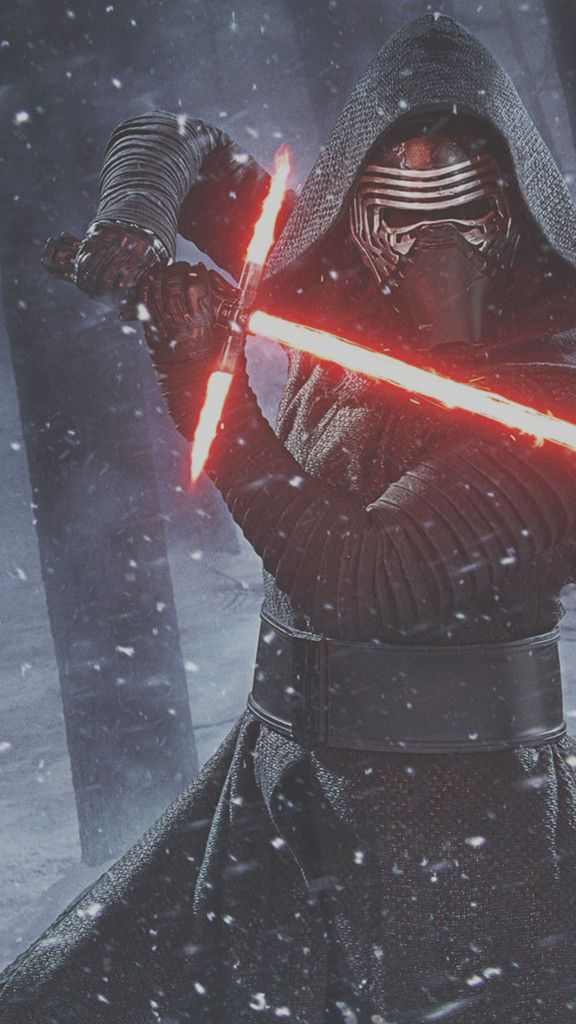 Star Wars The Force Awakens Iphone Wallpapers Star Wars Wallpaper Star Wars Kylo Ren Ren Star Wars