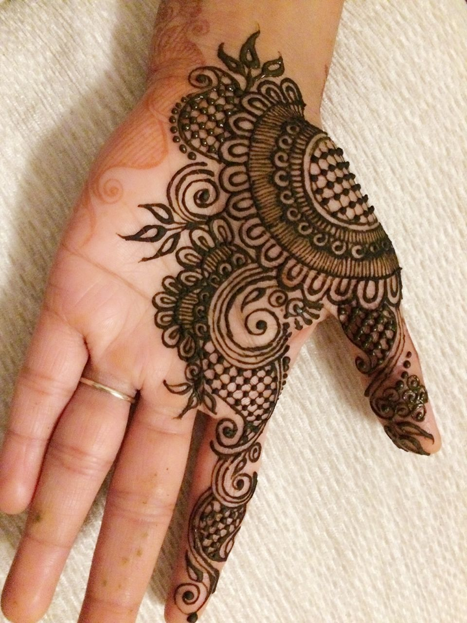 50 intricate henna tattoo designs art and design 50 - Top 50 Henna Tattoo Designs Best Tattoos Designs Ideas For Men Women