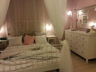 Hill 'in Dünyası: Yatak odası dekorasyon fikirleri İKEA -  Ziyaret Edilecek Yerler - Pin Blogger -