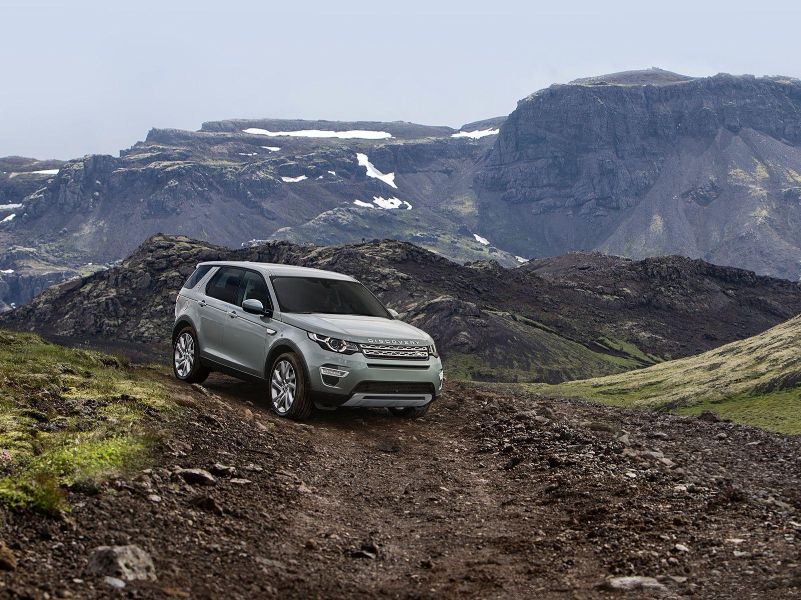 На смену Фрилендеру пришёл Land Rover Discovery Sport