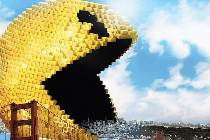 pixels is a new upcoming American 3D Sci-Fi action comedy movie. This movie is scheduled to be release on 2 June 2015. This movie is produced by Happy Madison production 1492 pictures and distributed by Columbia Pictures.