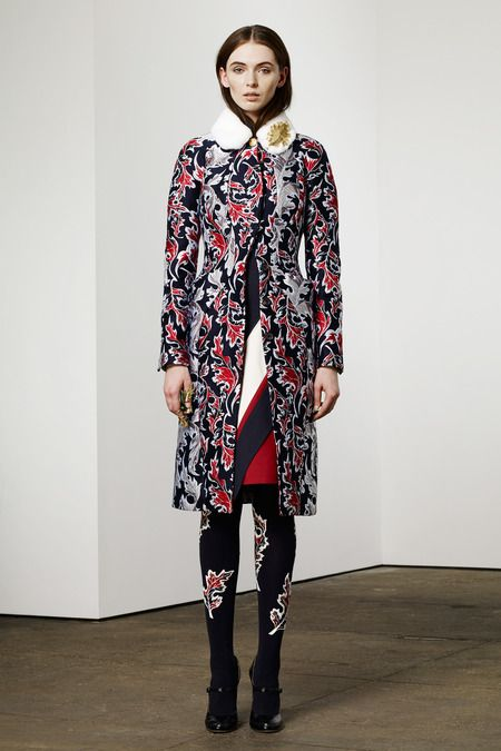 Thom Browne - Pre Fall 2014 - New York - ( Bliqx.net )