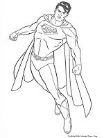 Coloring Pages Of Man Of Steel Superman Coloring Pages Cartoon Coloring Pages Superhero Coloring
