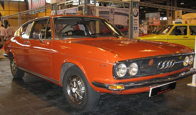 Audi 100 C1 Coupe S 1970 Audi 100 Audi Audi 100 Coupe S