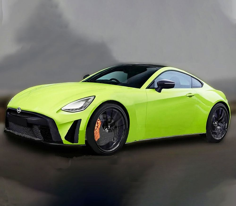 2021 Nissan 400z Will Revive The Z Car S Legacy With Twin Turbo V 6 Power In 2020 Nissan Nissan Z Cars Nissan Z