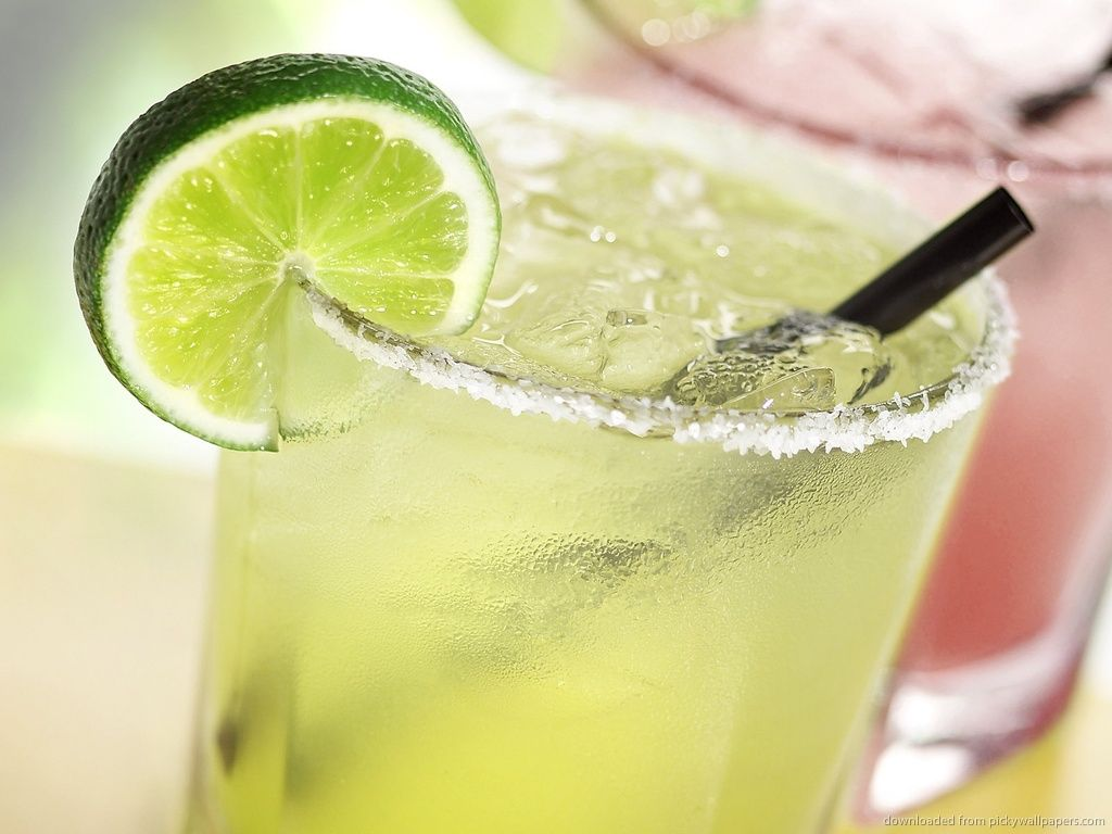Cold Ice Lime Drink   My Cocktail Party   Pinterest