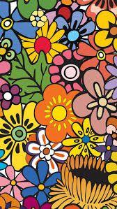 Image Result For 70s Wallpaper Flower Phone Wallpaper