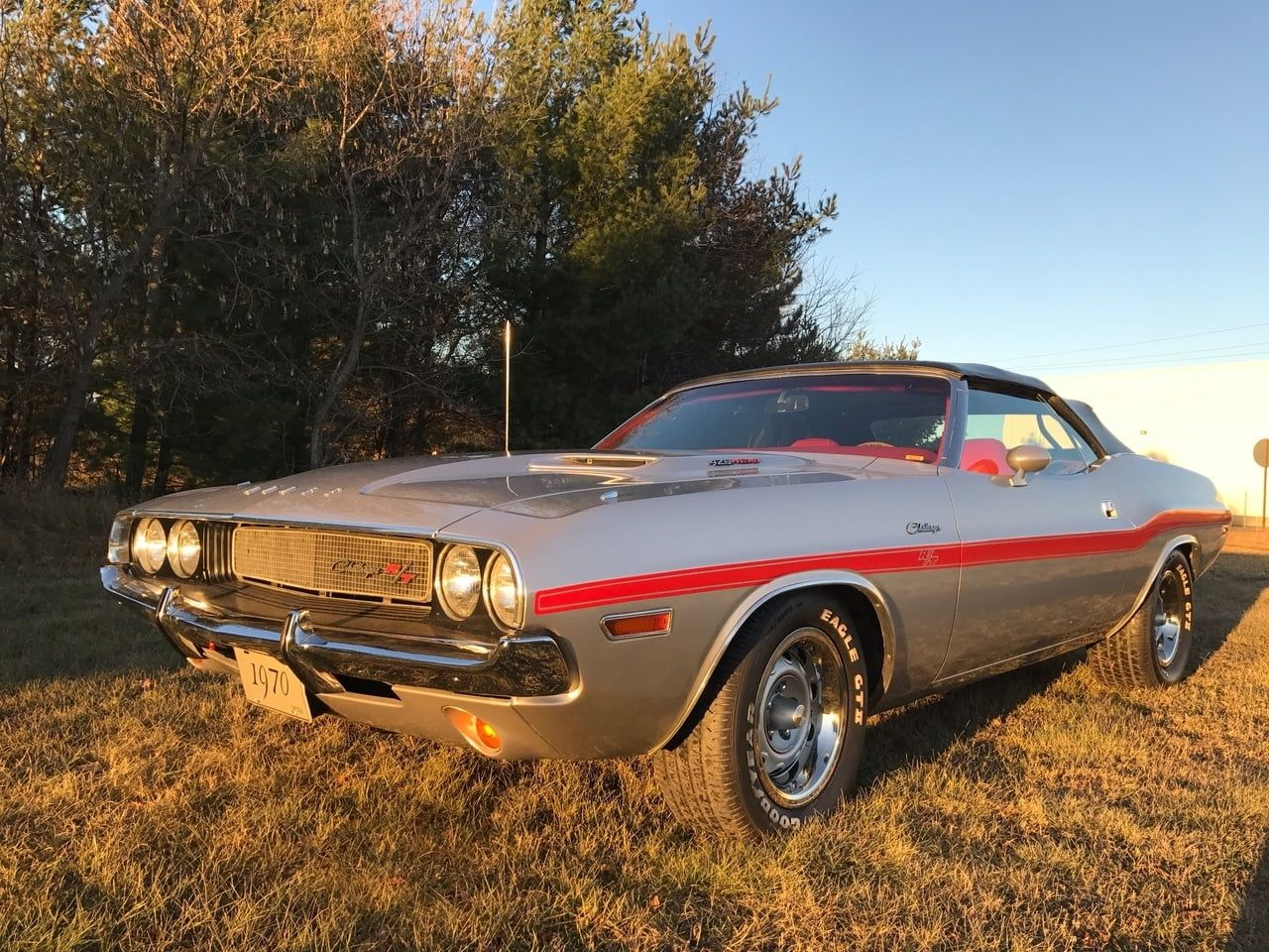 1970 Dodge Challenger R T Convertible Presented As Lot S41 At
